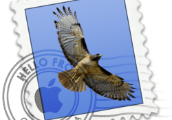 MacOS Mail Icon
